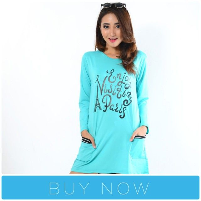 Paris Long shirt