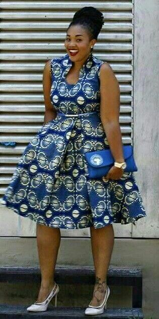 ♡African Print in Fashion                                                       …