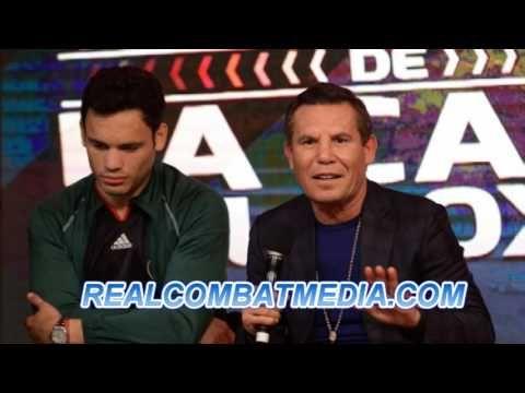 Julio César Chávez Critica a Su Hijo Chavez Jr.