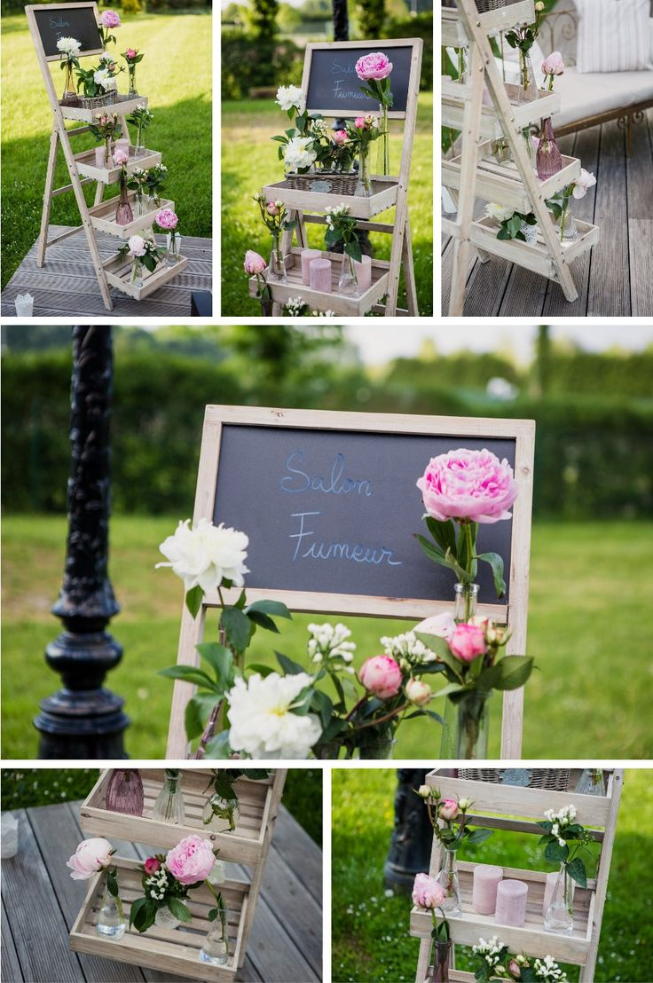 Plan de table origami salon ext rieur d co by f elicit photos raphael melka mariage sur le - Deco jardin pinterest angers ...