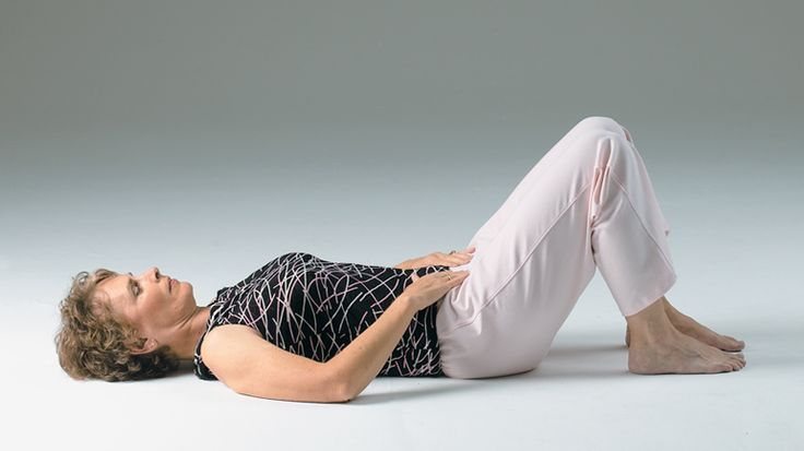 Yoga for Emotional and Physical Stability By working with the pelvic floor, the lower abs, and the buttocks, you can settle your mind, quell your emotions, and get grounded. This practice shows you how.