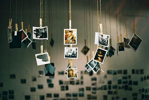Best 25 Hanging Polaroids Ideas On Pinterest Home Style