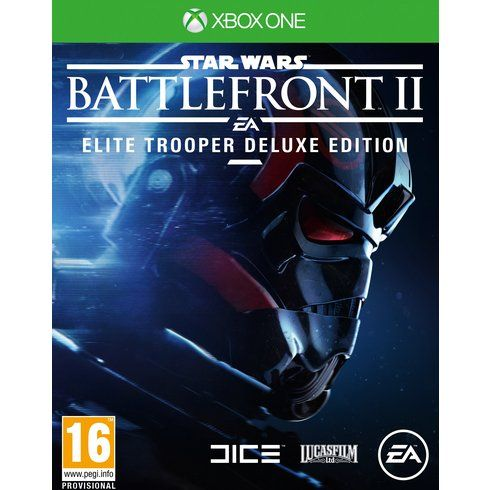 Superb Star Wars Battlefront II: Elite Trooper Deluxe Edition Xbox One Now At Smyths Toys UK! Buy Online Or Collect At Your Local Smyths Store! We Stock A Great Range Of Coming Soon - Xbox One At Great Prices.