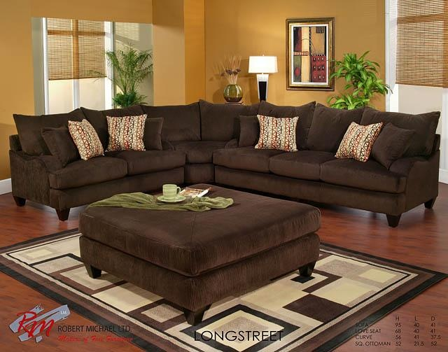 Brown Couch Covers Sectional