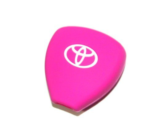 Pink Toyota Silicone Car Key Case Cover Holder Single Pack for Corolla Camry Rav4 Avalon Matrix Yaris Venza 4 Buttons Toyota,http://www.amazon.com/dp/B00D5BOIFE/ref=cm_sw_r_pi_dp_-KJ6sb0W29WRSGGY