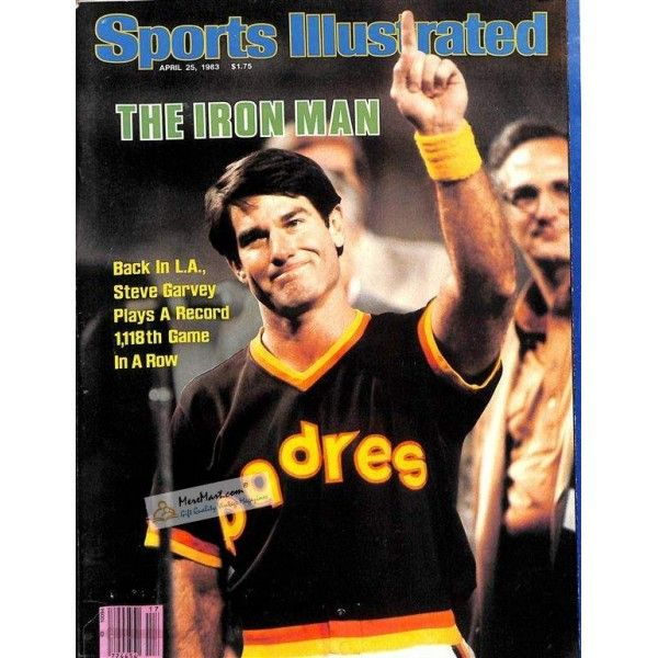 Sports Illustrated Magazine, April 25 1983 | $2.73