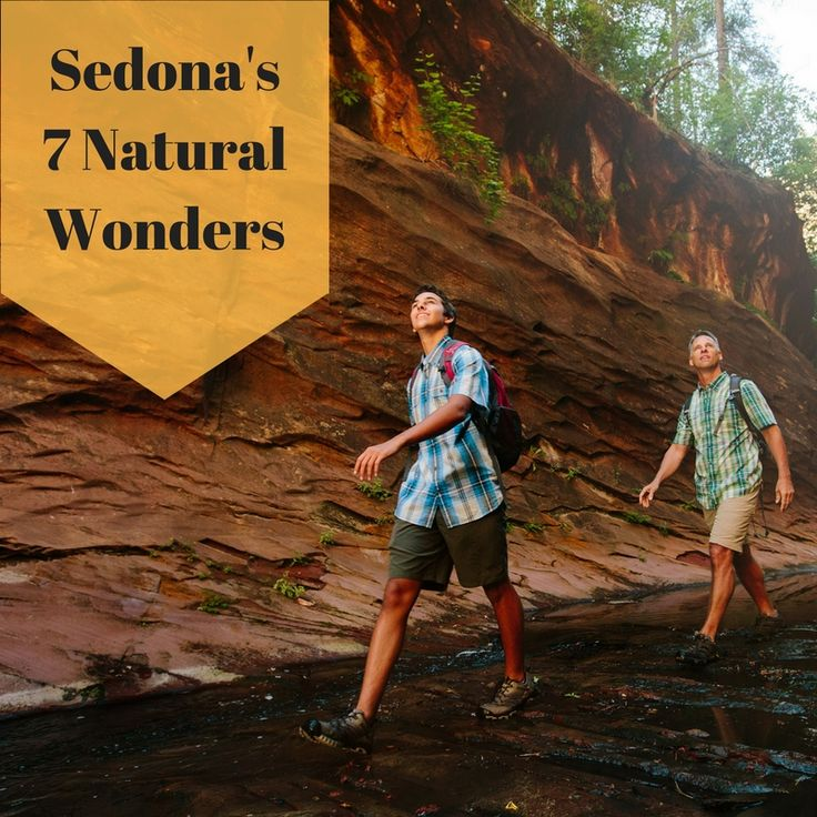 Sedona is a bucket list destination for many travelers. Check out Sedona's 7 Natural Wonders chosen by Visit Sedona fans.