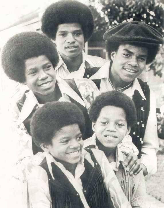The Jackson 5 (Jackie Jackson, Tito Jackson, Jermaine Jackson, Marlon Jackson, Michael Jackson)