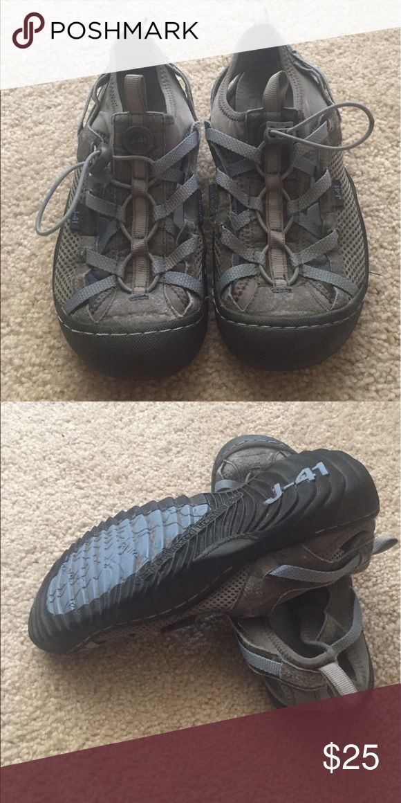 J41 Sandals Great summer shoes.  Like new J 41 Jeep Shoes Athletic Shoes