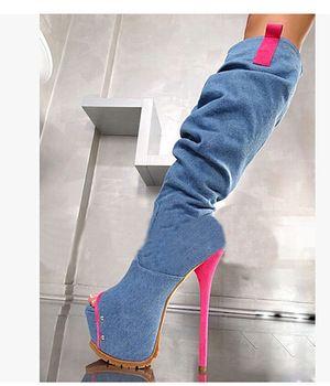 Ψηλοτάκουνες μπότες!!! Ότι πιο τέλειο κυκλοφορεί.