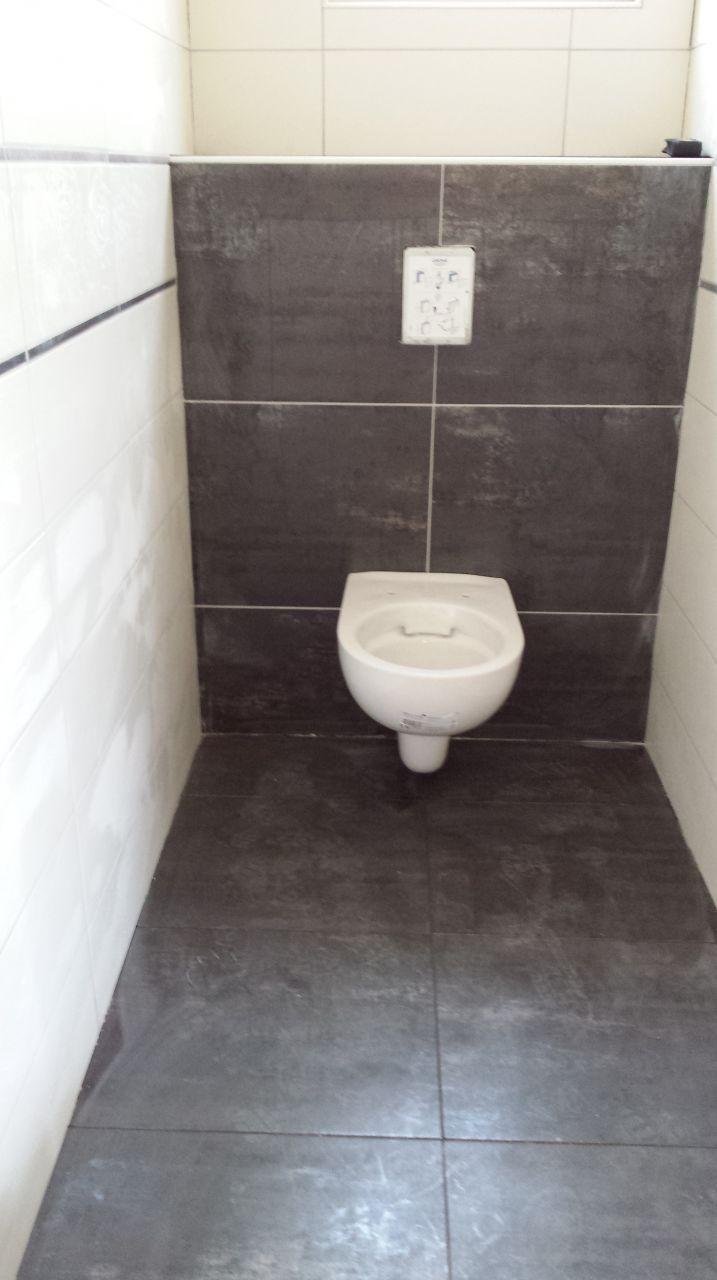 Carrelage toilettes termin nouvelle vie en franche comt for Idee deco 90 ans