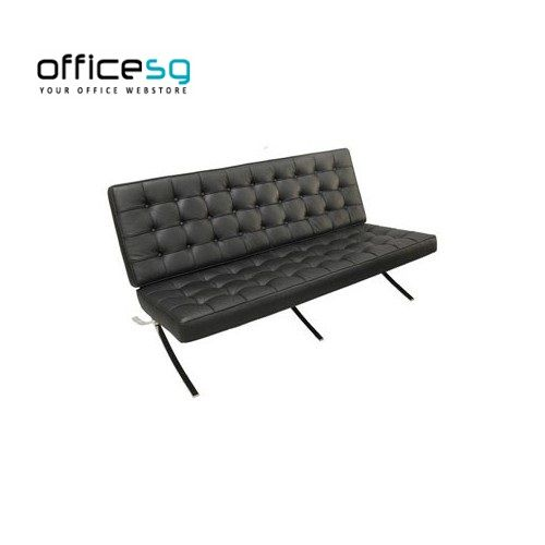 Buy Sofa LC-288 (2 Seater) Online. Shop for best Sofa online at Officesg.com. Discount prices on Office Furniture Singapore, Free Shipping, COD.