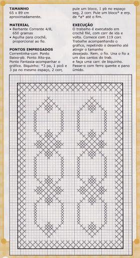 Trabalho em BARBANTE Banheiro & Cozinha Nº33 - Lucia Crochê - Álbuns da web do Picasa