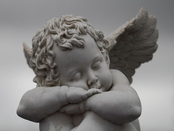 Cherub by Steve Adams on 500px