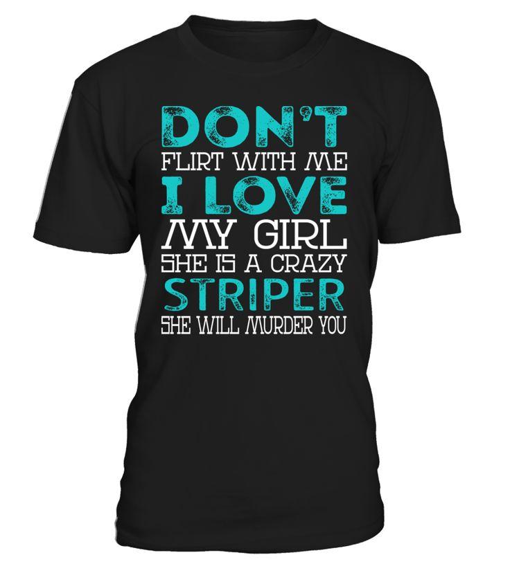 Striper - Crazy Girl #Striper