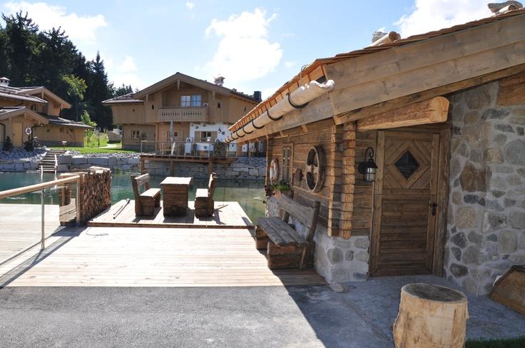 mit dem kleinsten Restaurant im Böhmerwald