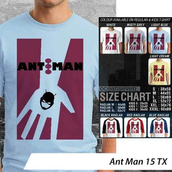 Ant man 15 TX