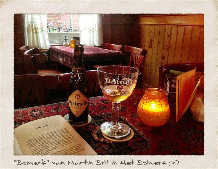Café Het Bolwerk • Enschede #bolwerk #bril #martinbril #westmalle