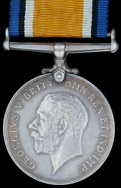 British World War I: 1914-1920 Service Medal
