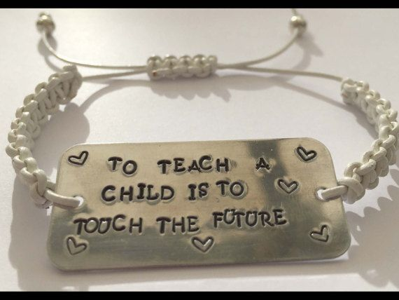 Personalised Teachers Gift by AmahleCreations on Etsy