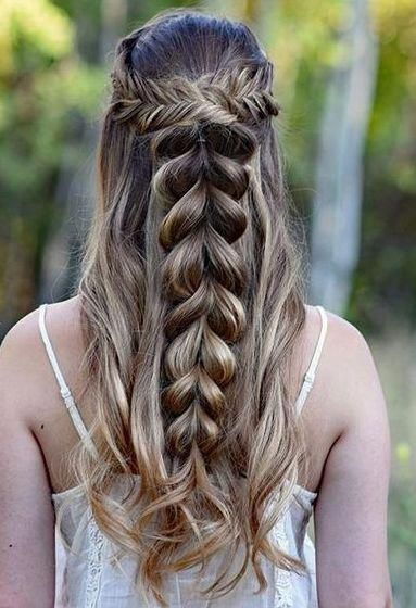 easy hairstyles with bobby pins Lazy Girl #popularhairstylesforteenagegirl