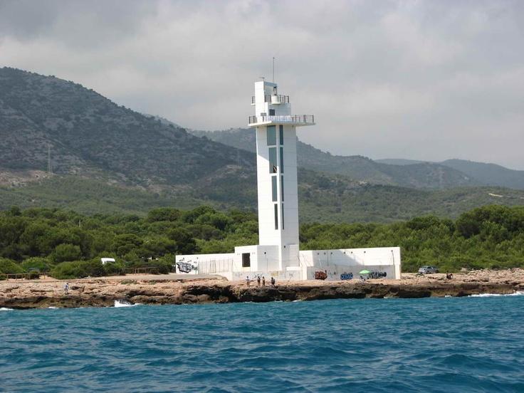 Faro de Cabo de Irta. Alcossebre