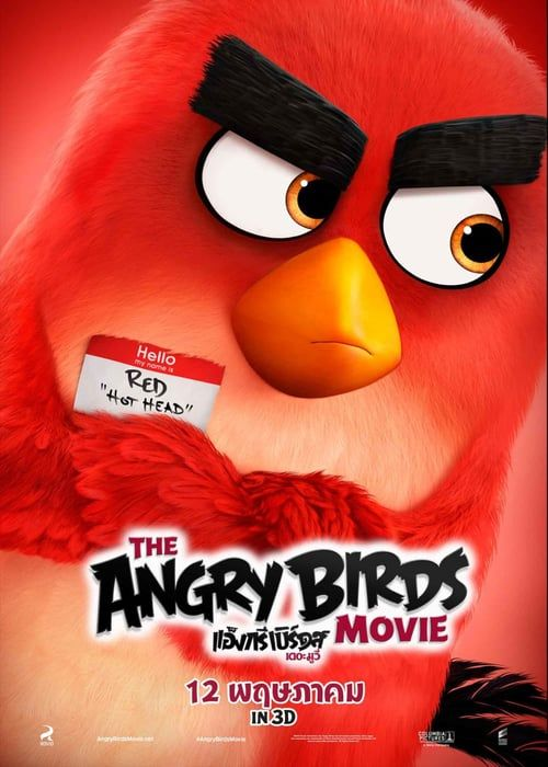 Watch The Angry Birds Movie Full Movie Online
