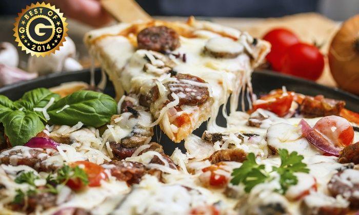 € 11,25 voor onbeperkt pizzapunten en salade met een portie knoflookbrood p.p. voor 1 persoon Pizza Hut Den Haag Private Sale Deal van de dag   Groupon Private Sale