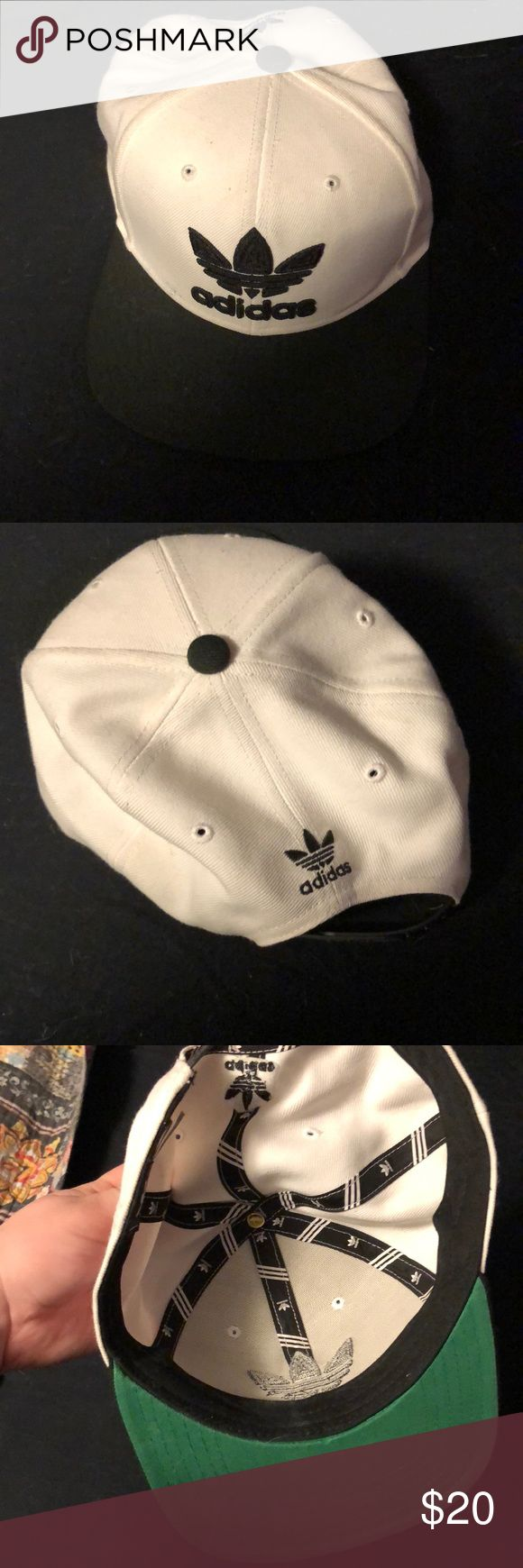 Adidas hat Adidas baseball hat. Perfect condition, only worn once. No fading/marks/etc. adidas Accessories Hats