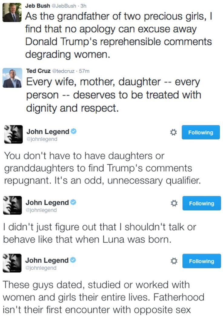 John Legend gets it