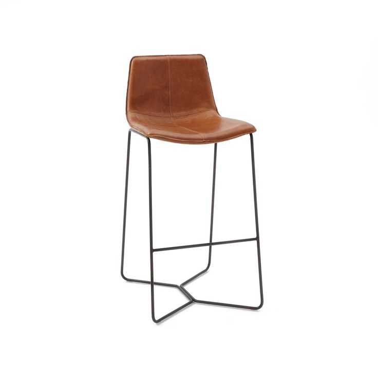 Slope Bar Stool - Products  - West Elm Workspace
