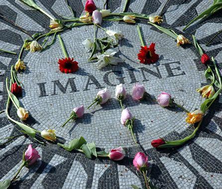 10 destinazioni di viaggio da beatlemania; Strawberry Fields, New York City © Alessandro Giannini