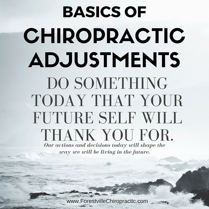 The prospect of seeing a chiropractor for the first time can cause some apprehensions, to say the least. Let's help that process.