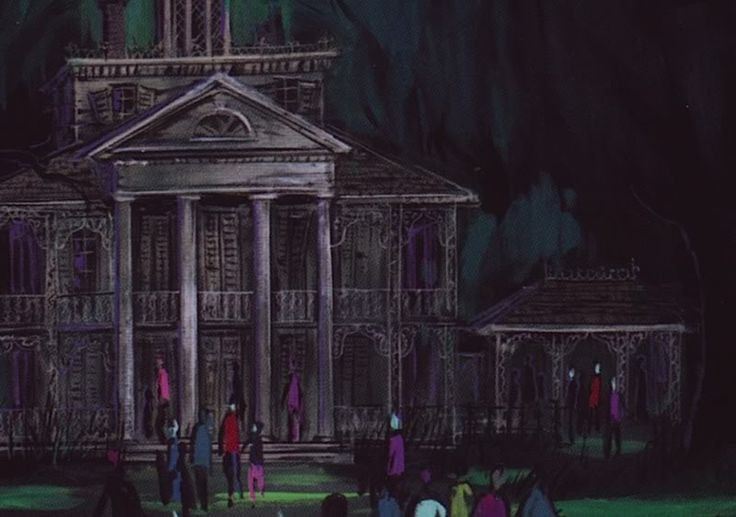 Long-Forgotten: The Ghost of Ken Anderson in Ken Anderson's Ghost House