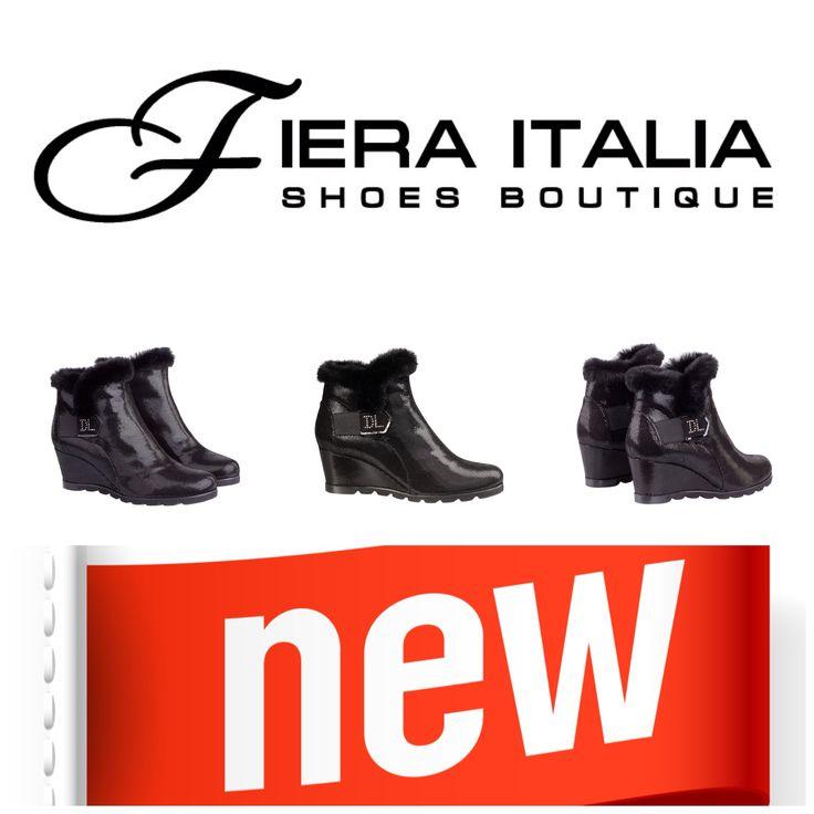 DONNA LAURA COLLECTION FALL - WINTER 15 - 16. FIERA ITALIA.  Shoes boutique. Vaclavske namesti 28. Pasáž U STYBLU.