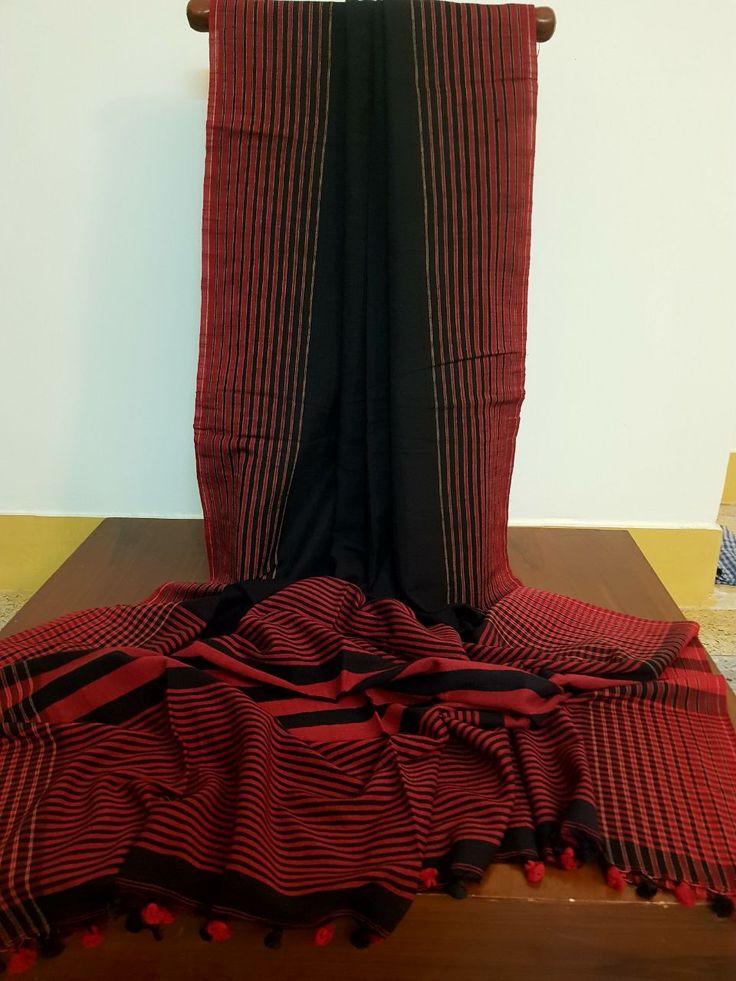 Handwoven Khadi Sarees