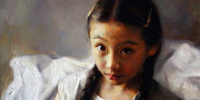 ZHAO KAILIN (1961), CHINESER EALIST PAINTER – When each painting evolves from personal stories.
