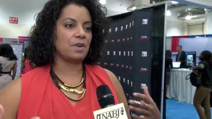Michaela Pereira, CNN anchor, talks about natural hair.