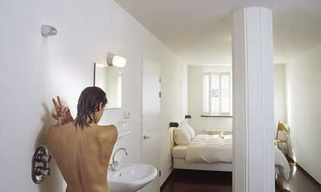 Open-plan bathrooms: the ultimate hotel horror?
