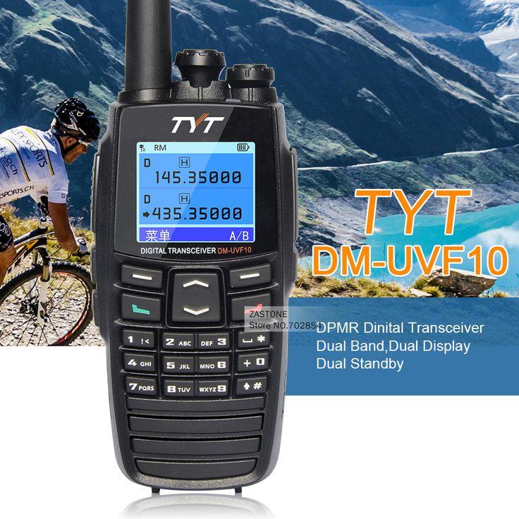 >> Click to Buy << GPS Optional TYT DM-UVF10 DPMR Digital Walkie Talkie 5W 256CH VOX Scan Digital Walkie Talkie Handheld Ham Radio Transceiver #Affiliate