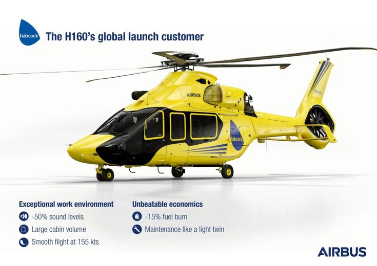 Airbus Helicopters: Babcock to purchase a fleet of H160s for EMS missions starting in Europe | EuropaWire.eu