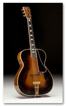Vintage 1935 Martin F-9 Archtop Acoustic Guitar