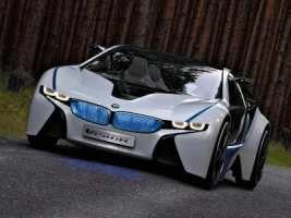 BMW Vision EfficientDynamics Concept 2009