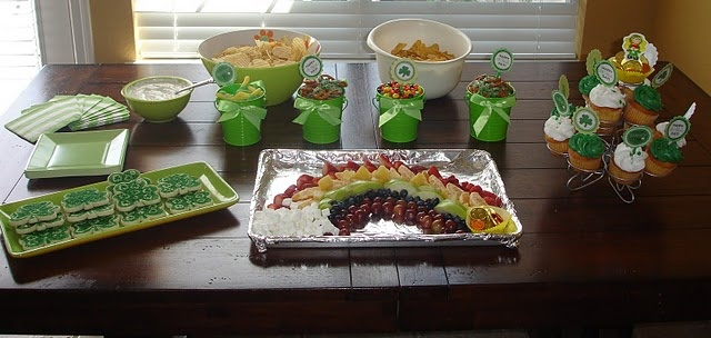 St Patricks Day breakfast!