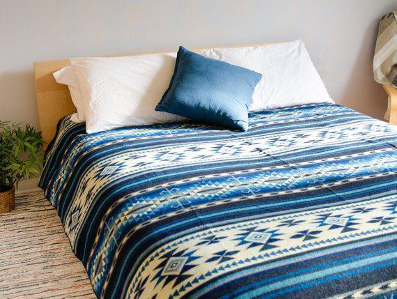 Alpaca Queen Blanket Wool Blanket Tribal Blanket Native Blanket Picnic Blanket Boho Throw Blanket Woven Blanket Southwestern Boho Throw Blanket Queen Size Blanket Blanket