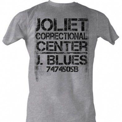 Blues Brothers Joliet T-shirt.