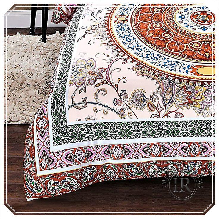 #bohemian #bohemianstyle #boho #bohochic #bohostyle #bohojewelry #bohowedding #duvetcover #bedding #room #roomdecor #homedecor #home #homemade #beds
