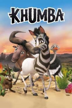 Khumba(2013) Cartoon