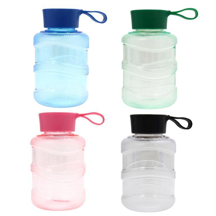 460ML Portable Mini BPA Mineral Water Bottle Drinking Gym Sports Bottles