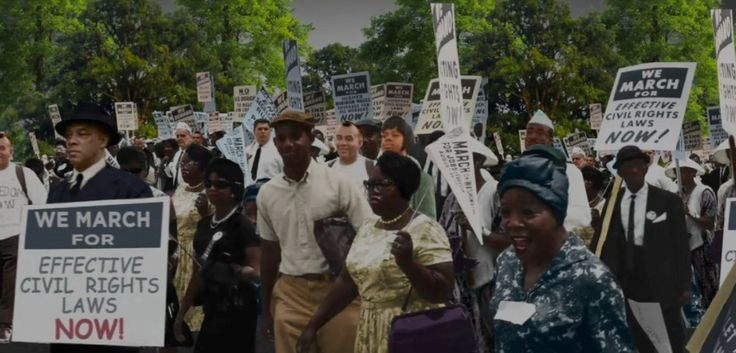 Find out more about the History of the Civil Rights Movement